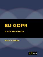 EU GDPR: A Pocket Guide (European)