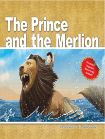 The Prince and the Merlion: The Secret of Singapore's Merlion Finally Revealed