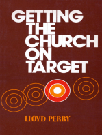 Getting the Church On Target