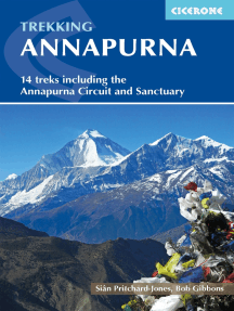 Annapurna: 14 treks including the Annapurna Circuit and Sanctuary