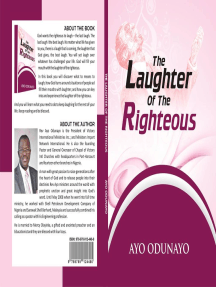 THE LAUGHTER OF THE RIGHTEOUS