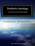 Predictive Astrology, A New Discovery In The Transits Reading