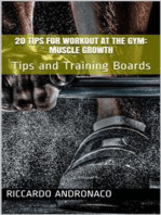 20 tips for Workout at the Gym