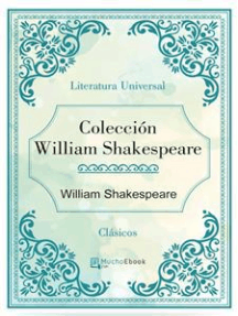Colección William Shakespeare