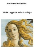 Miti e Leggende nella Psicologia