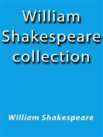 William Shakespeare collection