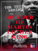 The Truth Behind the Murder of Martin Luther King – Conspiracy Theory & The Official Investigation