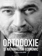 Ortodoxie și naționalism economic. Articole, recenzii, traduceri