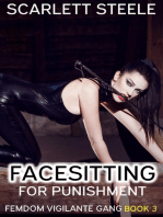 Facesitting For Punishment