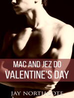 Mac and Jez do Valentine's Day