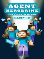 Agent Herobrine (Book 1)