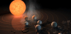 Seven Earth-Sized Planets Have Been Spotted Around a Nearby Star