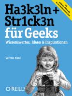 HA3K3LN + STR1CK3N für Geeks