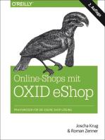 Online-Shops mit OXID-eShop