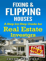 Fixing & Flipping Houses