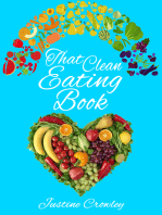 That Clean Eating Book
