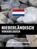 Niederländisch Vokabelbuch