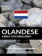 Libro Vocabolario Olandese