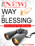 The New Way of Blessing - Discovering Your Blessing