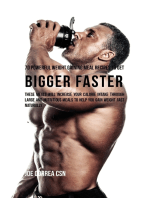 70 Powerful Weight Gaining Meal Recipes to Get Bigger Faster