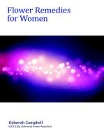 Flower Remedies for Women