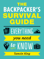 The Backpacker's Survival Guide