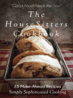 The House Sitters CookBook