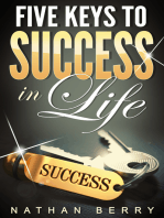 Five Keys to Success in Life