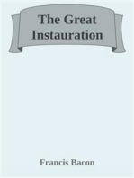 The Great Instauration