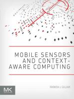 Mobile Sensors and Context-Aware Computing