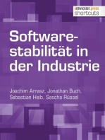 Softwarestabilität in der Industrie