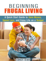 Beginning Frugal Living