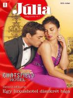 Júlia 623. - Egy luxushotel diszkrét bája (Chatsfield Hotel 16.)