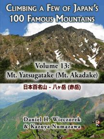 Climbing a Few of Japan's 100 Famous Mountains - Volume 13: Mt. Yatsugatake (Mt. Akadake)