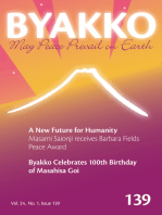 Byakko Magazine Issue 139