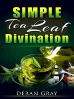 Simple Tea Leaf Divination