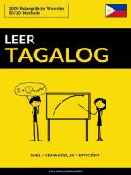 Leer Tagalog