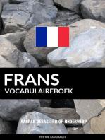 Frans vocabulaireboek