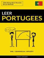 Leer Portugees