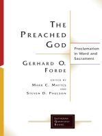 The Preached God