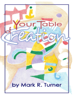 Your Table of Creation