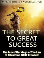 The Secret to Great Success
