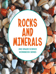 Rocks and Minerals : 2nd Grade Science Workbook Series