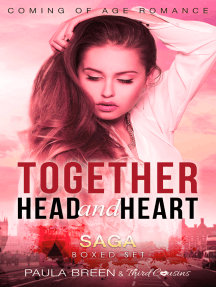 Together Head and Heart Saga - Coming of Age Romance (Boxed Set)