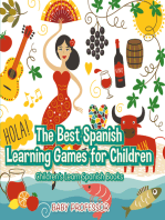 The Best Spanish Learning Games for Children | Children's Learn Spanish Books