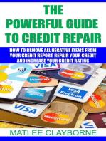 The Powerful Guide To Credit Repair