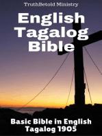 English Tagalog Bible