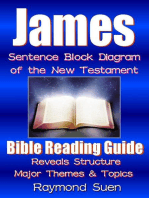 James - Sentence Block Diagram Method of the New Testament Holy Bible