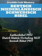Deutsch Niederländisch Schwedisch Bibel