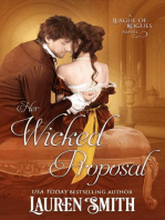 Her Wicked Proposal: The League of Rogues, #3